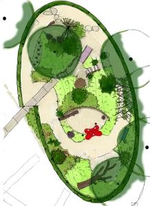 koningspark ontwerp veilig spelen